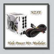 NZXT Hale Power 90+ Modular Netzteil - 750 Watt