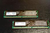 Kit 2x2048MB OCZ DDR2 PC2-6400/DDR2-800 XTC Titanium CL4 (SLI)