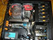 PC nach kleinem Umbau, neu mit Xonar DGX und HR-02 Macho (und etwas Staub)