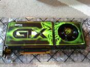 GeForce GTX260XT XFX