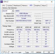 Corsair Dominator Platinum CMD16GX3M4A2133C9