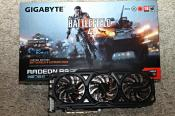 neue alte Graka Gigabyte Radeon R9 280X WindForce 3X OC Rev. 2.0