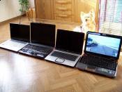 Laptop Armada!