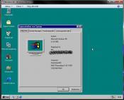 Windows98 in VirtualPC für die Spiele wo ich noch jung war hehe..