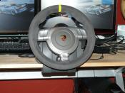 Fanatec GT3RS Racing Wheel