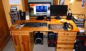 Mein alter Schreibtisch