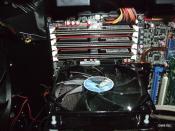 CPU Lüfter (Brocken) mit RAM