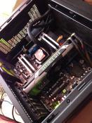 (PC 2013) 1x GTX 690 auf Intel DX79SR Mainboard