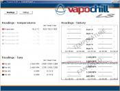 VapoChill ControlPanel