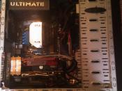mein PC von innen (sieht ein wenig unaufgeräumt aus)