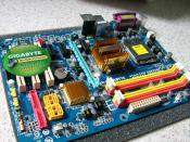 Mainboard in Revision 1.1