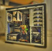 Der Rechner von Innen