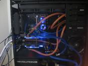 PC GESCHICHTE: Wakü Lösungsversuch mit GTX480 in SLi
