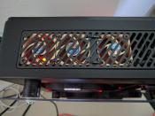 Das Problem mit der CPU-Abwärme wurde gelöst.