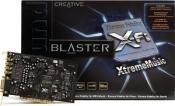 Creative Soundblaster X-Fi Xtreme Music