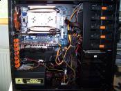 der kleine CPU-Kühler