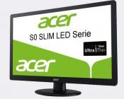 """24"""" Acer Slim Line LED S240HLbd"""