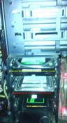 9. ITOSTAR Platten Schacht geladen mit 120GB+1TB+750GB