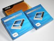 meine SSDs, mitterlweile über zwei Jahre im Einsatz...