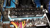 Mein RAM mit blauen LEDs