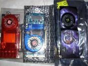 Die 98GTX und meine beiden alten 3870