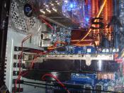 Neuer CPU-Lüfter und PCI-Lüfter