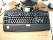 """Tasta und mein """"KeyboardKätzchen"""""""