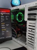 CPU-RGB-Kühler Green LED Light