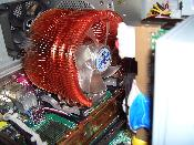 CPU-Kühler: Zalman CNPS 9500 LED