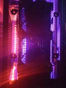 Deckel bei Nacht + Licht + Radiator