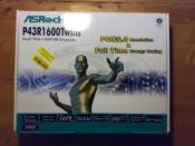 ASRock P43R1600Twins