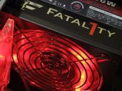 OCZ Fatal1ty 400W (Effizienz 81-85%)