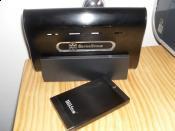 Die beiden externen HDD's