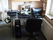 Alte Bilder!!! Work & GamingStation