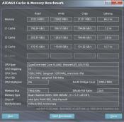 Cache Test I5 4460