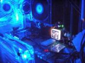 Mainboardbeleuchtung