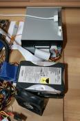 Die HDDs und die Laufwerke