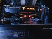 Neue GPU 2017: Gigabyte Aorus  GTX1080Ti (11gb)