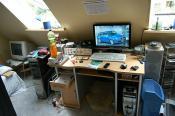 Mein Schreibtisch^^