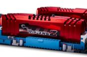 G.SKILL RIPJAWS 2x 4096 MB DDR3-1600 KIT