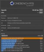 OpenGL Benchmark