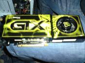 GPU XFX GTX280