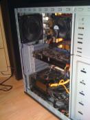 Mein PC von innen!