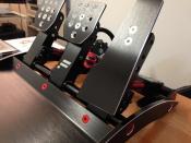 Fanatec CSP V3 Pedals