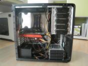 2. PC ; Q9550 @ 3.4 ghz,HD 5850,WD 750 GB Black Caviar...