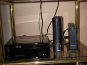 ASRock ION 330 Pro Atom (TS3 Server), 2x1,8Ghz, 4GB Ram, 120GB SSD, GB LAN, 29Watt Stromverbrauch