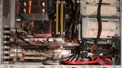noch ohne RAM und zweites SATA Kabel