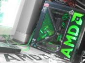 AMD Racing Machine