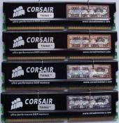 4x Corsair XMS CMX512-3200XL