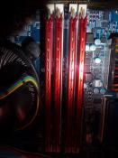 4x 2GB G.Skill Ram Sticks